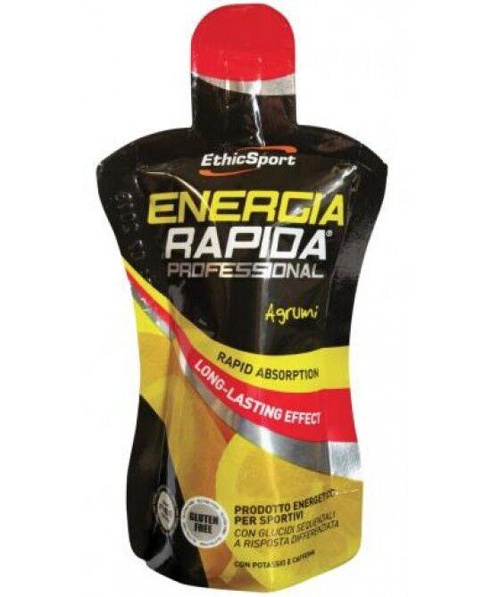 Es Italia Srl Brand Ethicsport Energia Rapida Professional Agrumi Integratore Alimentare 50ml
