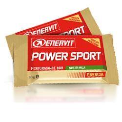 enervit spa enervit power sport double lemonmela 2 mezze porzioni 1 barretta