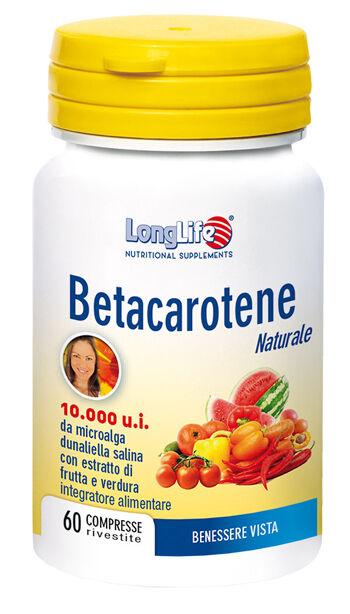 Phoenix Longlife Betacarotene 60 Compresse