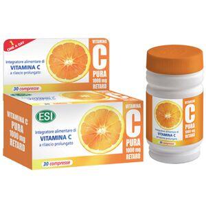 Esi Spa Esi Vitamina C Pura 1000 Mg Retard 30 Compresse
