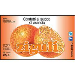 Falqui Prodotti Farmac. Spa Ziguli Arancia 36 Palline 22 G