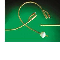 farmacare srl catetere uretrale foley in lattice siliconato ch16 per cateterizzazione vescicale prodotto in lattice medicale e trattato in silicone nella superficie esterna