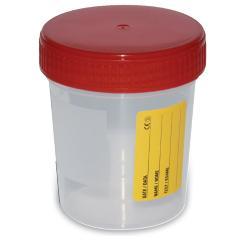 corman spa contenitore urina con tappo medipresteril capacita' 120ml
