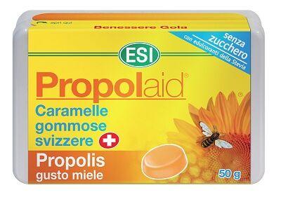 esi spa esi propolaid caramelle propoli + miele 50 g