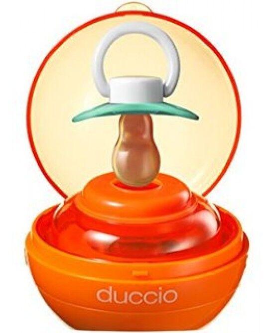 Suavinex Italia Srl Quaranta Settimane Duccio Sterilizzaciuccio Arancione
