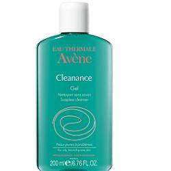 Avene (Pierre Fabre It. Spa) Eau Thermale Avene Cleanance Gel Detergente 200 Ml