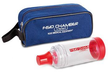 Tred Srl Fisiochamber Vision Plus Camera Inalazione Anti Statica Con Boccaglio