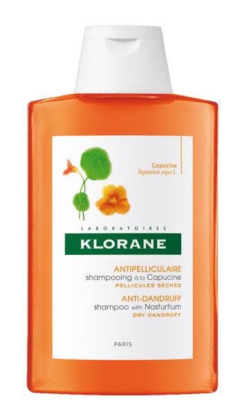 Klorane (Pierre Fabre It. Spa) Klorane Shampoo Trattante E Riflessante Alla Cappuccina 200 Ml