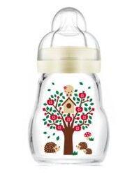 Bamed Baby Italia S.R.L. Mam Biberon Vetro Feelgood 170 Ml