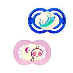 Bamed Baby Italia S.R.L. Mam Perfect Succhietto Ngt 6+ Silicone Confezione Singola