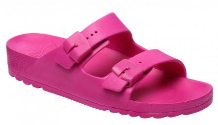 Dr.Scholl'S Div.Footwear Bahia Eva Womens Fuchsia 39 Collezione Ss17 1 Paio