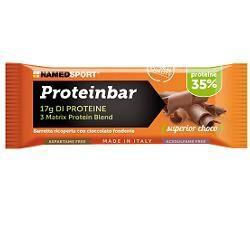 namedsport srl proteinbar superior chocolate 50 g
