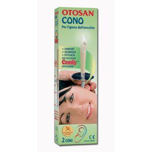 Aurora Srl Otosan Cono Per L'Igiene Delle Orecchie Otosan+propoli 2 Pezzi