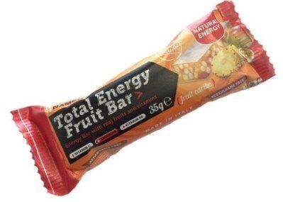 namedsport srl total energy fruit bar fruit caribe 35 g
