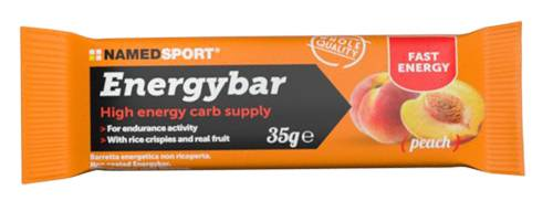 namedsport srl energybar fruit peach 35 g