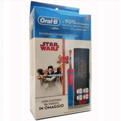 Procter & Gamble Srl Oralb Power Vitality Kids Star Wars Special Pack