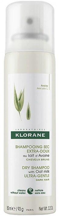 Klorane Shampoo Secco Extra-Delicato All'Avena 150 Ml