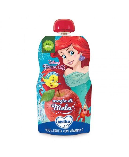 Mellin Spa Pouch Disney Principessa Mela 110 G