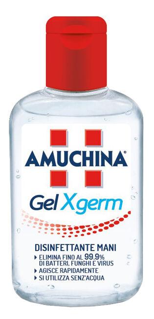 angelini spa amuchina gel x-germ disinfettante mani 80 ml