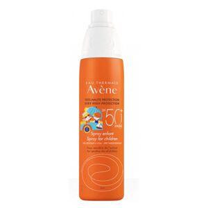 Avene (Pierre Fabre It. Spa) Avene Solare Spray Bambini SPF 50+ Nuova Formula 200 ml
