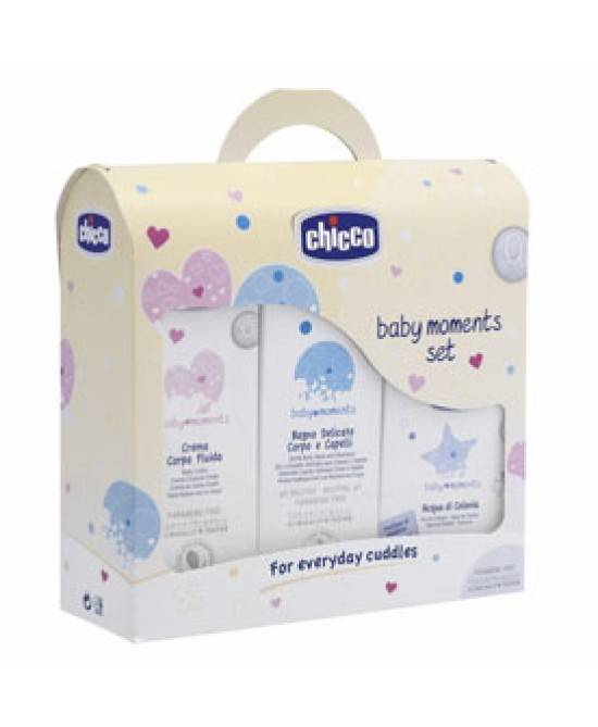 Chicco Cofanetto Trial Baby Moments 1