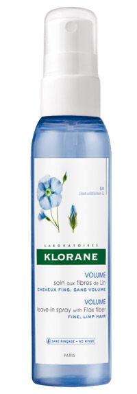 Klorane (Pierre Fabre It. Spa) Klorane Trattamento Senza Risciacquo Alle Fibre Di Lino 125 Ml