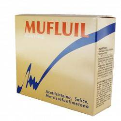 euro-pharma srl mufluil 10 bustine 5 g