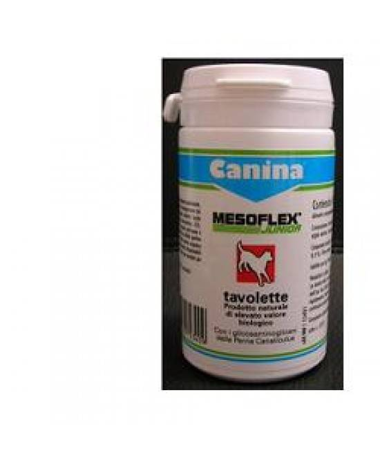 Canina Pharma Gmbh Mesoflex Junior 60tav