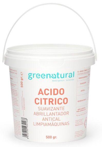 Pro-Ject Greenatural Acido Citrico 12 Buste