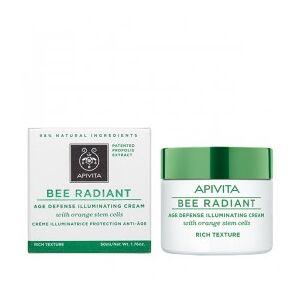 Farmaessenza Srl Apivita Bee Radiant Rich Texture 50 Ml