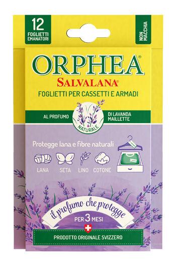 Tavola Spa Orphea Foglietti Lavanda Display