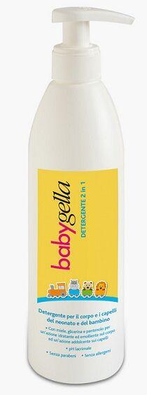 Meda Pharma Spa Babygella Detergente 2 In 1 300ml