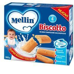 Mellin Biscotto Intero 900 G