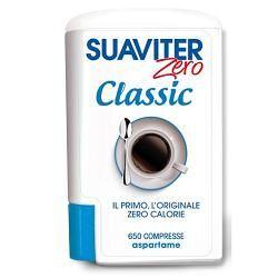 Desa Pharma Srl Suaviter Zero Classic 650 Compresse