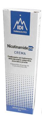 welcome pharma spa coadiuvante dermatide seborroica nicotinamide ds crema 30 g