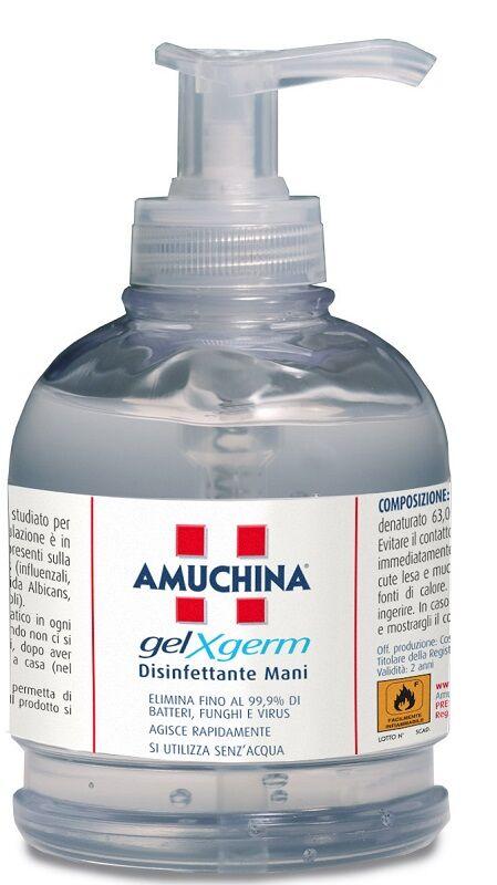 angelini spa amuchina gel x-germ disinfettante mani 250 ml