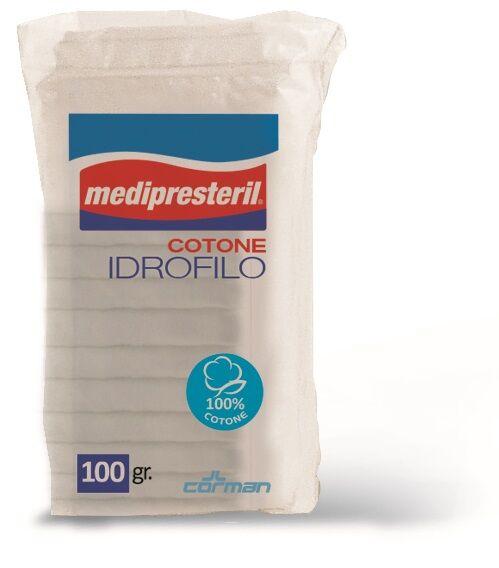 Corman Spa Cotone Idrofilo Fu Medipresteril Confezione Da 100grammi