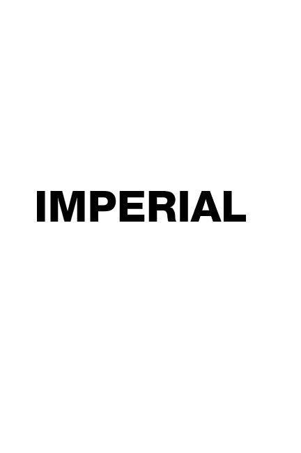 Imperial Pantaloni Taglio Jeans Slim Nero 48