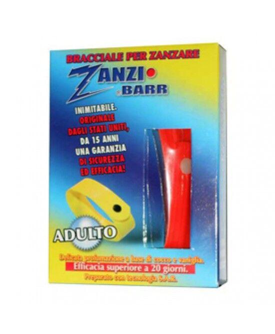L&g Srl Zanzibarr Bracciale Per Zanzare Insettorepellente Per Adulti
