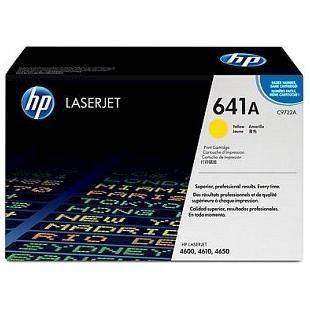 Hp Inc HP Toner 641A Giallo