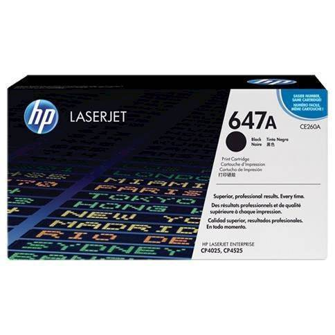 Hp Inc HP Toner 647A Nero