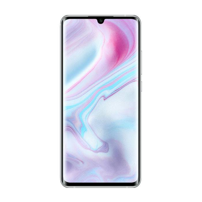 Xiaomi Mi Note 10 128GB Glacier White