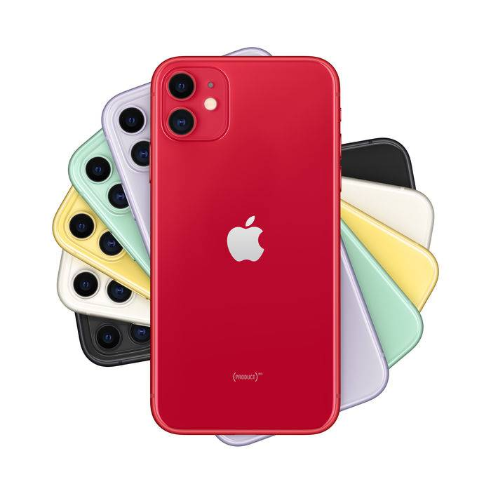 Apple iPhone 11 64GB (PRODUCT)RED