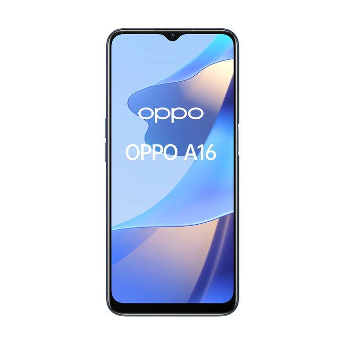 Oppo A16 Crystal Black