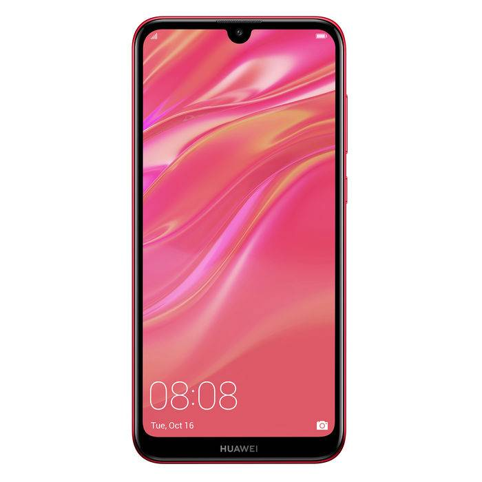 Huawei Y7 2019 CoralRed