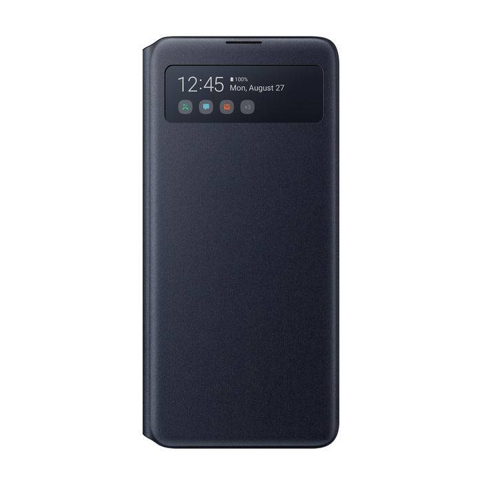 Samsung Cover View Wallet Galaxy Note10 Lite Black