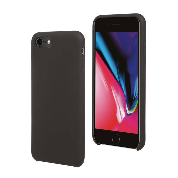 Isy Cover Soft per iPhone 7/8/SE 2020 Black