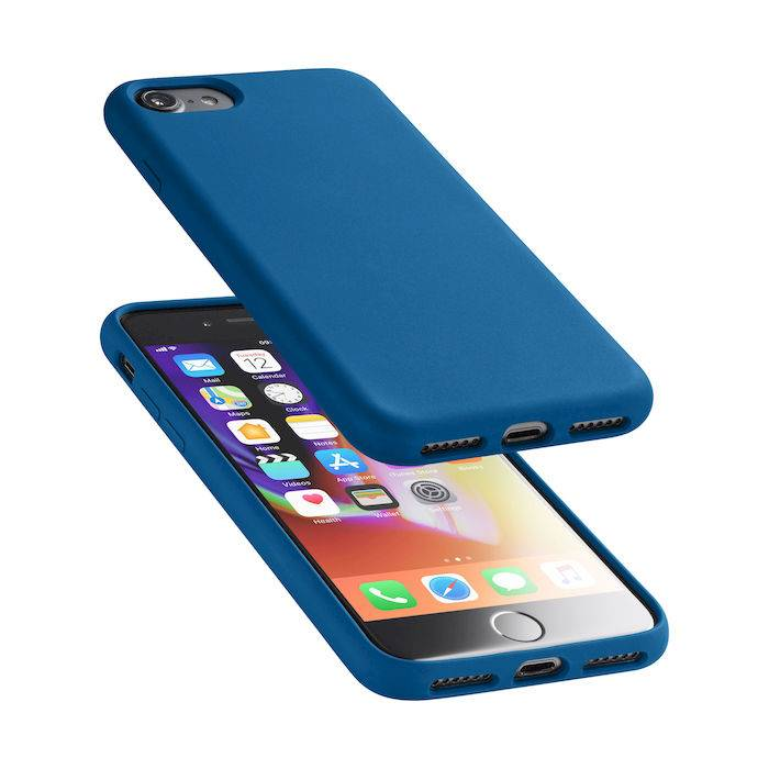 Cellular Line Cellularline Custodia per Iphone 8/7 in silicone soft touch