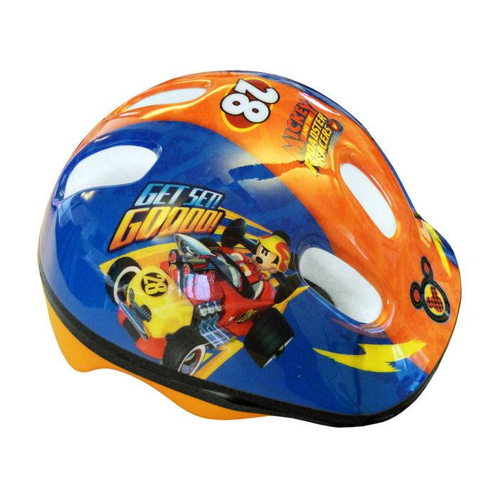 Disney Casco Ciclo Baby Mickey Mouse