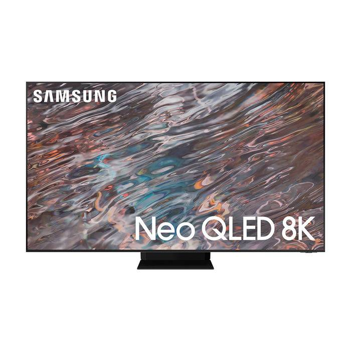 Samsung Neo QLED 8K QE65QN800A Stainless Steel 2021